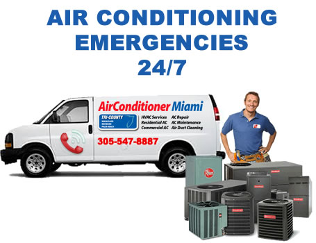 AC Repair Miami Springs
