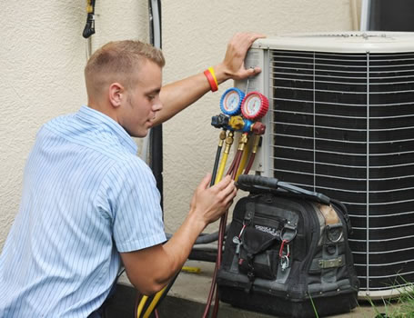 AC Repair Weston